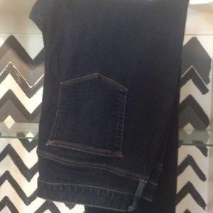 Denim - Dark blue jeans sz 22W
